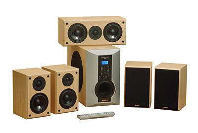 акустическая система фото