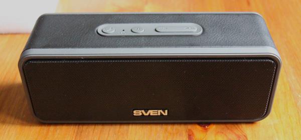 Портативная акустика SVEN PS-170BL
