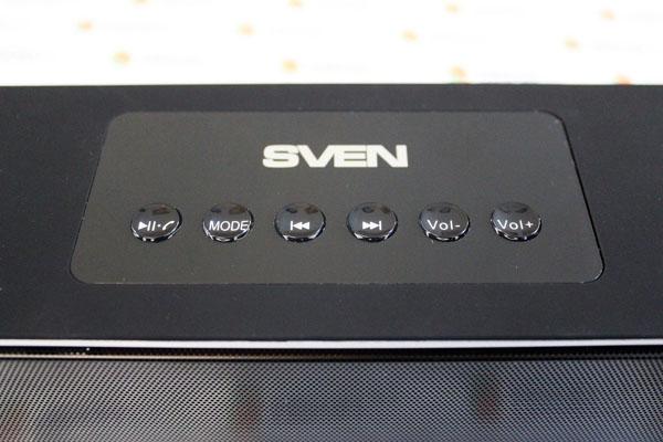 Портативная акустическая система SVEN PS-175