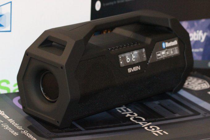 Портативная акустическая система SVEN PS-470